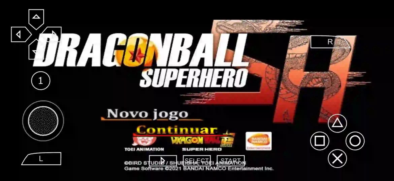 Dragon Ball Super Hero DBZ TTT MOD PPSSPP