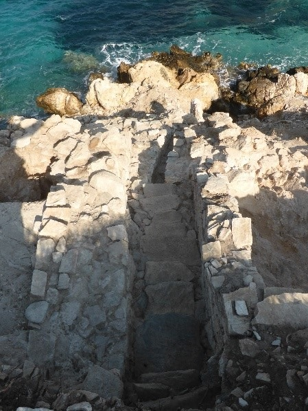Early Cycladic society on Keros noted for advanced architectural planning
