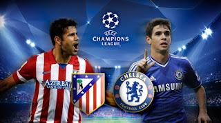 LIVE UPDATES: UEFA Champions League --- Chelsea vs Athletico Madrid