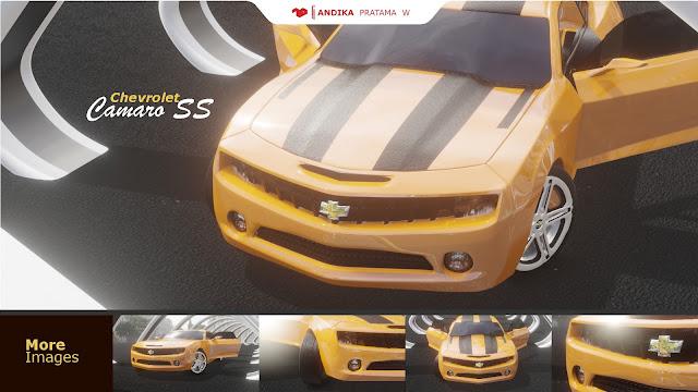 Chevrolet Camaro SS 2009