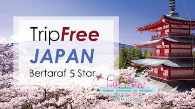 Trip Ke Japan Bertaraf 5 Star Bersama Shaklee
