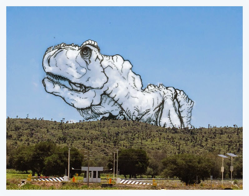 01-T-Rex-Cloud-Martín-Feijoó-Images-in-the-Sky-Cloud-Drawings-www-designstack-co