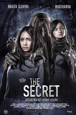 Sinopsis The Secret : Suster Ngesot Urban Legend (2018).