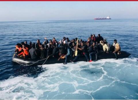 Tripoli Boat Capsize