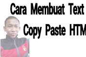Cara Membuat Text Area Copy Paste Blogger