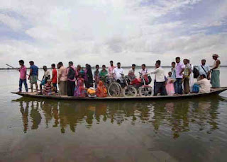 37 dead till now in Assam Floods