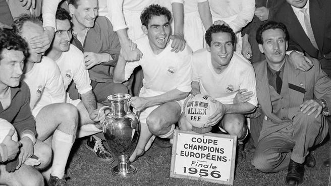 Real Madrid 1956