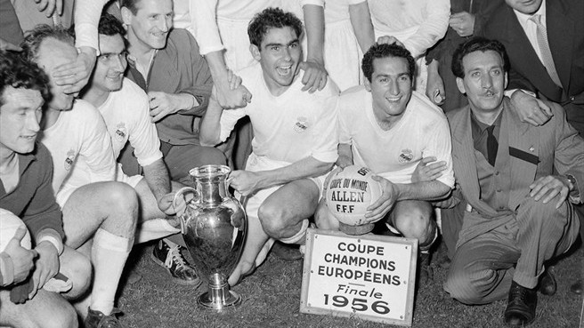 Real Madrid 1956