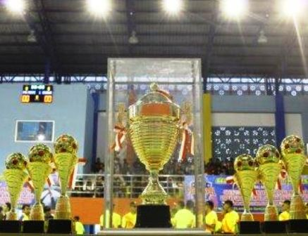 Poltekpel Sumatera Barat Gelar Turnamen Futsal