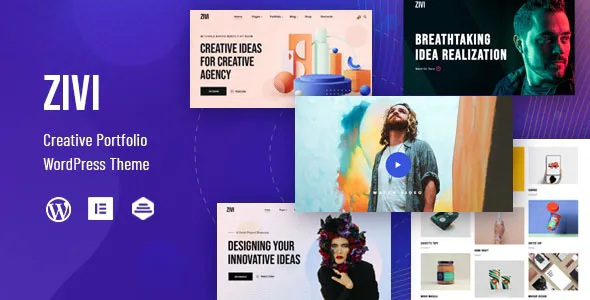 Best Contemporary Creative Agency Theme