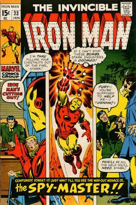 Irom Man #33