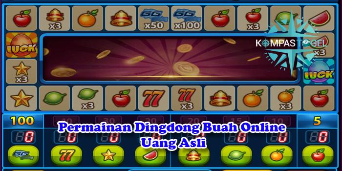 Permainan Dingdong Buah Online Uang Asli