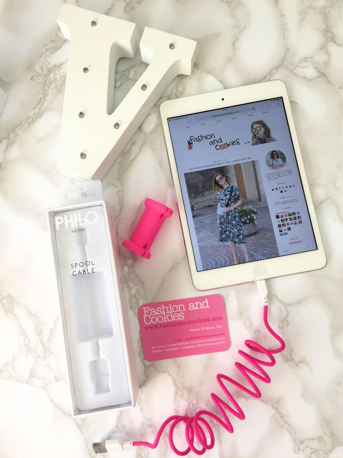 PHILO accessori fashion per iPhone su Fashion and Cookies fashion blog, fashion blogger