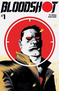 2019: año flojo en ventas USA de cómics del Universo Valiant