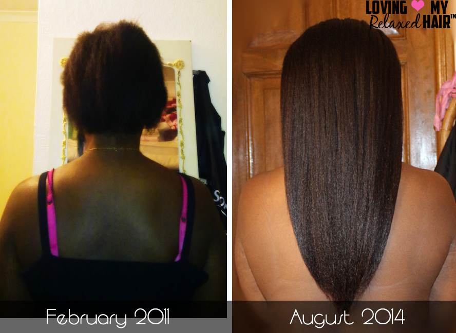 Length hair what my is How Long