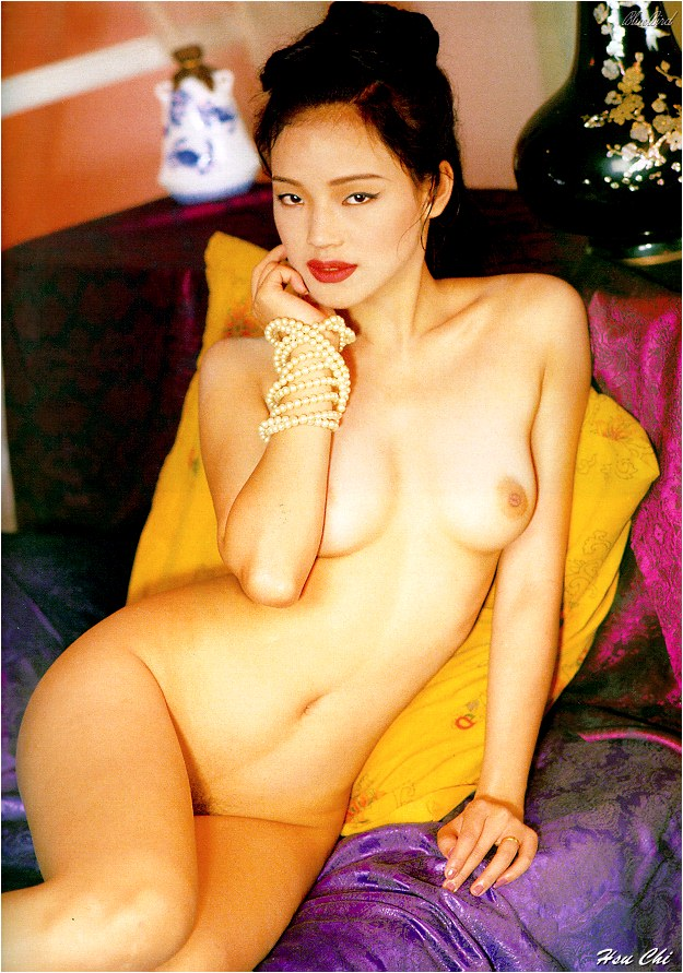 Hsu chi Nude Photos