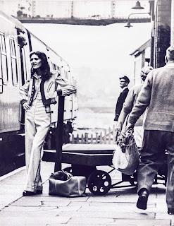 Cradley Heath Train Station Fashion Photography Black Country Nostalgia