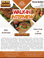 Walk In Interview at Abah Arief Ayam Special Surabaya Juni 2021
