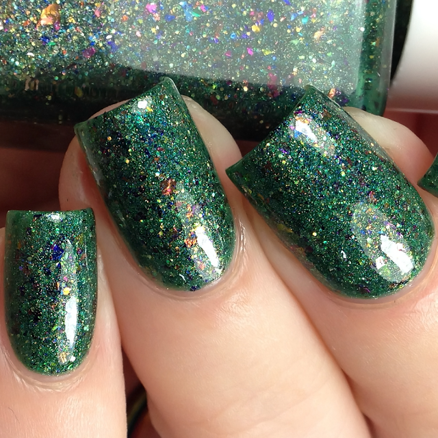 Cupcake Polish-Force of Nature