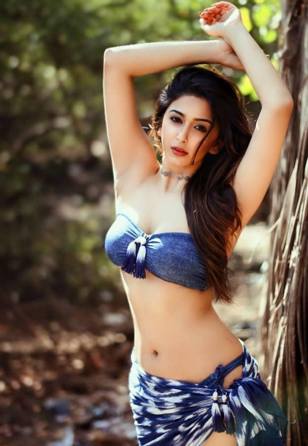 Eshanya Maheshwari bikini
