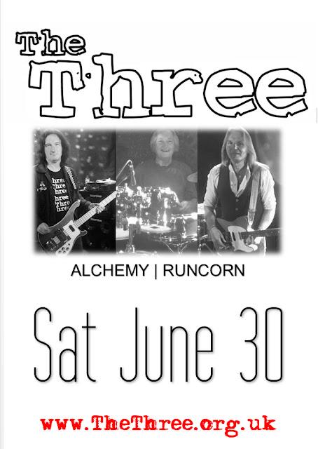 The Three Alchemy Runcorn