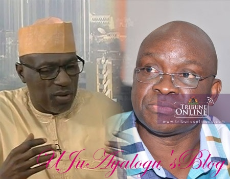 PDP crisis: Call Fayose to order, PDP south-west tell Makarfi
