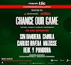 """Grandes artistas del Pop en Español se reúnen en un concierto vía Streaming titulado """"CHANGE OUR GAME"""""""