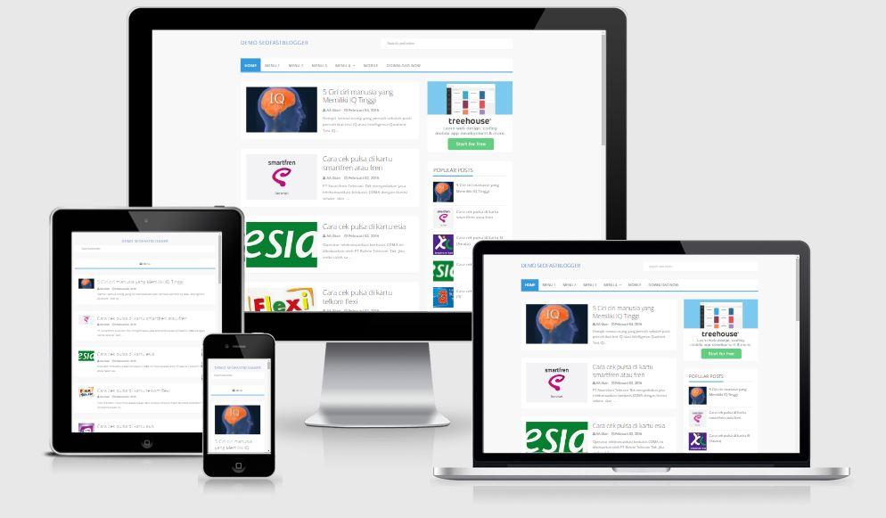 Seo Fast Blogger - Template cá nhân tốc độ load siêu nhanh