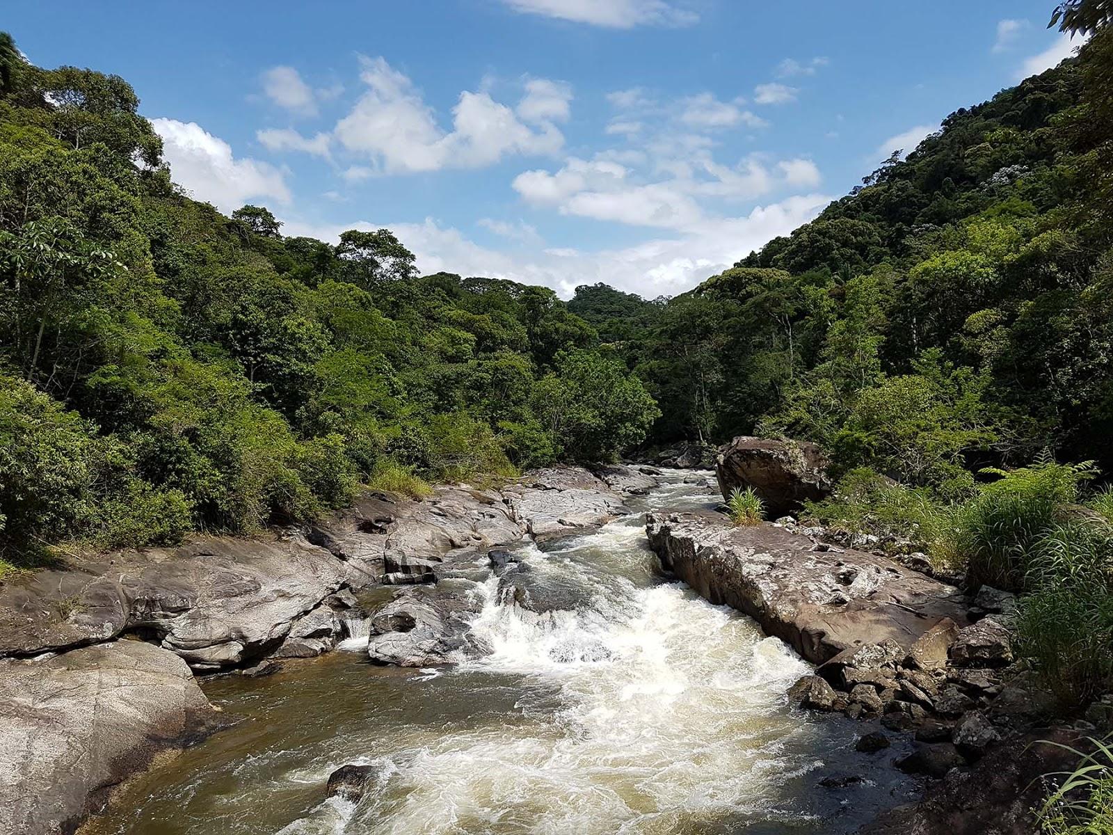 Encontro dos Rios, Lumiar