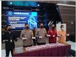 Milyaran Uang  Rupiah Palsu Diamankan Jajaran Satreskrim Polres Subang