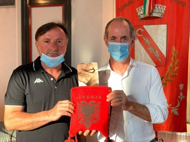 Veneto, Albanian entrepreneurs donate 11 thousand euros for the coronavirus emergency