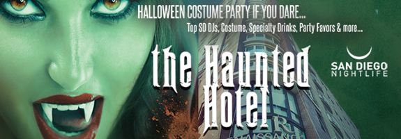 Haunted Hotel San Diego Halloween