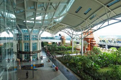 峇里, bali, 機場, airport