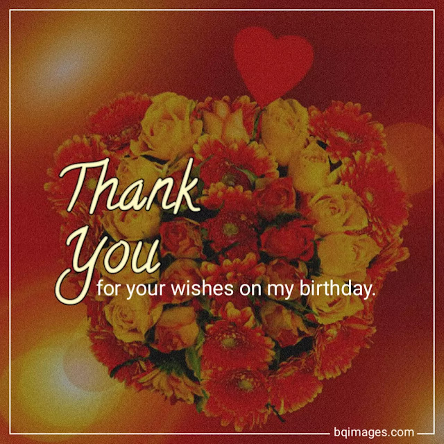 thank you images and quotes for birthday wishes