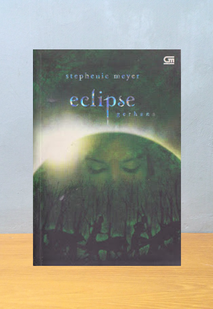 ECLIPSE, Stephenie Meyer