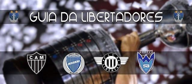 Guia da Libertadores 2017 – Grupo 6