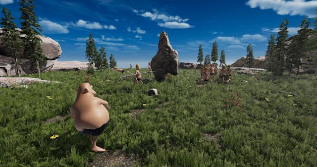 Evolution Battle Simulator Prehistoric Times is a funny game with a focus on fights and tactics.