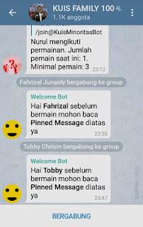 Grup di Telegram - Cara Mencari Teman di Telegram