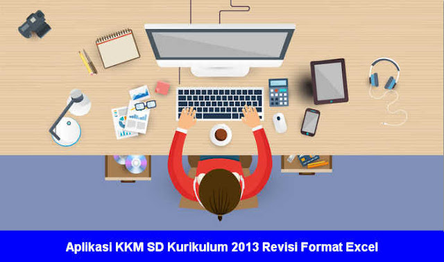 Aplikasi KKM SD Kurikulum 2013 Revisi Format Excel