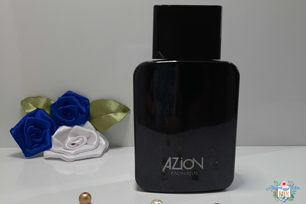 Resenha - Kit Perfume Azion Facinatus