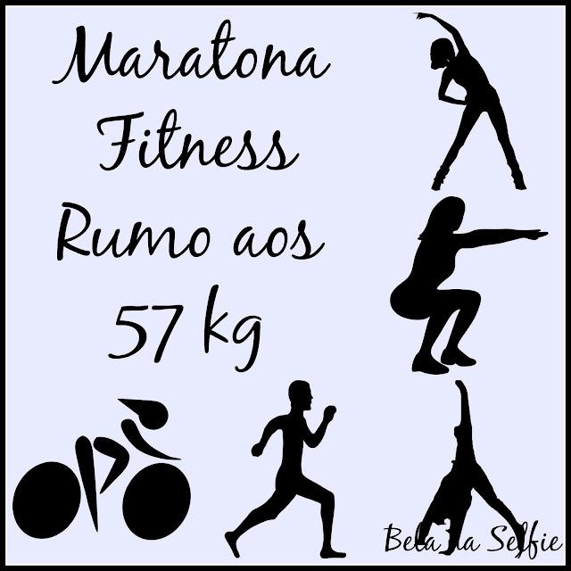 Maratona fitness - belanaselfie