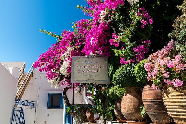 Langada-Amorgos-Cyclades