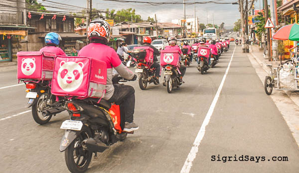 foodpanda, foodpanda riders, Taal eruption, Taal volcano, southern Luzon, travel plans, natural calamity, Tagaytay, Tacloban, Philippines, volcano, Global Soup Kitchen, food delivery, food delivery service, volcanic eruption, Bacolod City, Bacolod restaurants, favorite food, foodpanda Philippines, Bacolod blogger