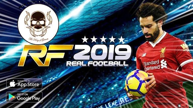 تحميل لعبة كرة القدم  REAL FOOTBALL 2019 للاندرويد APK
