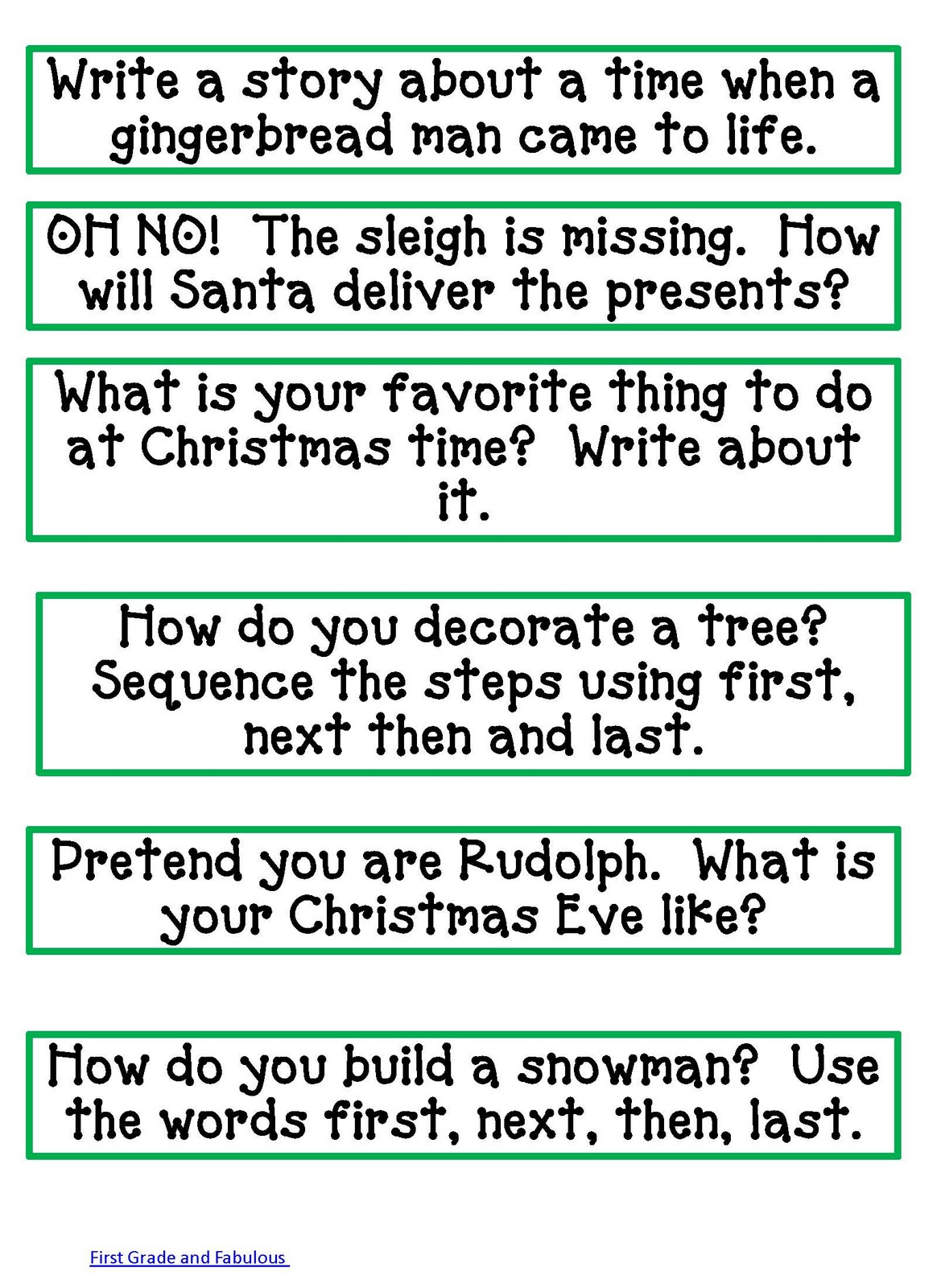 What to Write in your Christmas Card