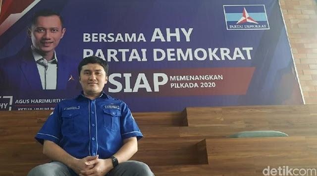 Kubu Moeldoko Niat Calonkan AHY di Pilgub DKI, PD: Mereka Bukan Siapa-siapa