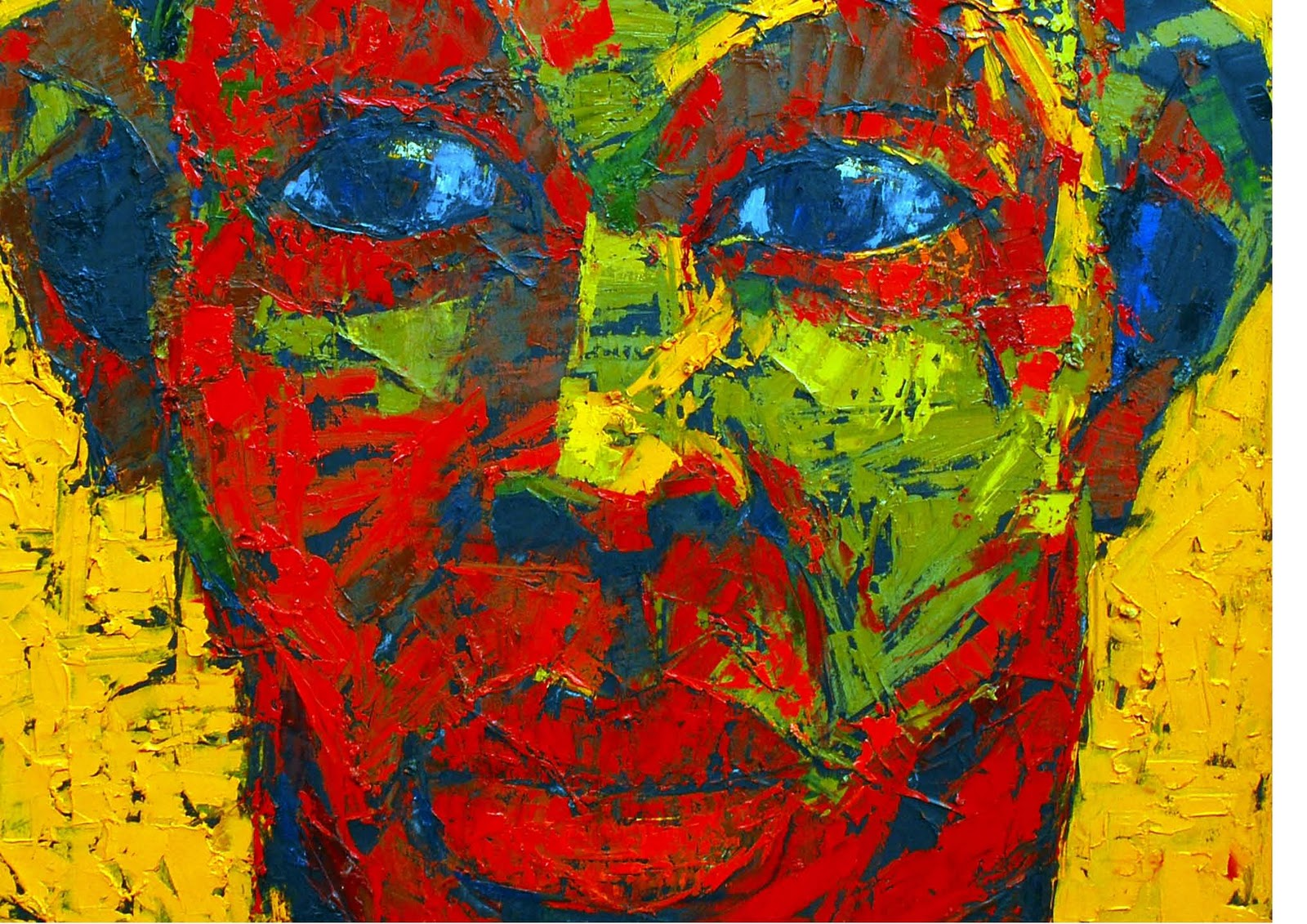 Alex nwokolos oju face series is among the works for the abuja auction