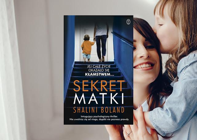 #421. Sekret matki - Shalini Boland