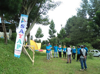 team building puncak