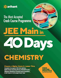 40 Days Crash Course For JEE CHEMISTRY [PDF]